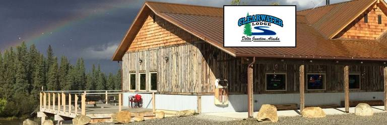 A photo of a Yaymaker Venue called Clearwater Lodge - Delta Junction located in Delta Junction , AK