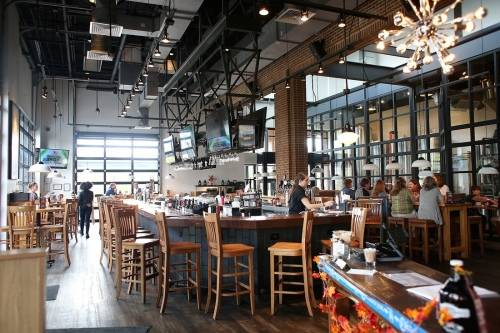 A photo of a Yaymaker Venue called Rock Bottom Restaurant & Brewery located in Richmond, VA