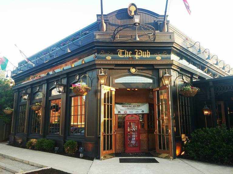A photo of a Yaymaker Venue called The Pub at Rookwood located in Cincinnati, OH