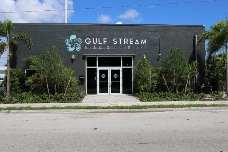 A photo of a Yaymaker Venue called Gulf Stream Brewing located in Fort Lauderdale, FL