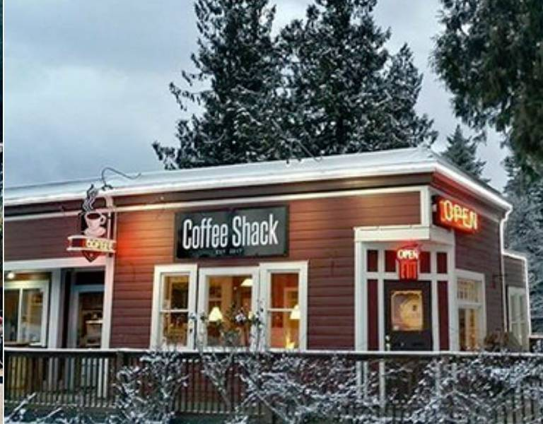 A photo of a Yaymaker Venue called The Coffee Shack located in Duncan, BC