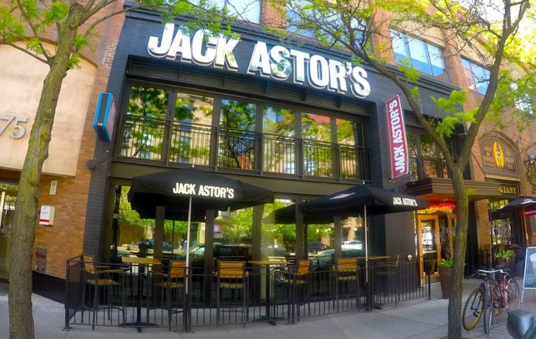 A photo of a Yaymaker Venue called Jack Astor's St Lawrence Market located in Toronto, ON