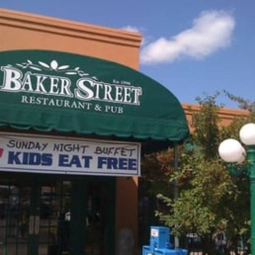 A photo of a Yaymaker Venue called Baker Street located in Kenosha, WI
