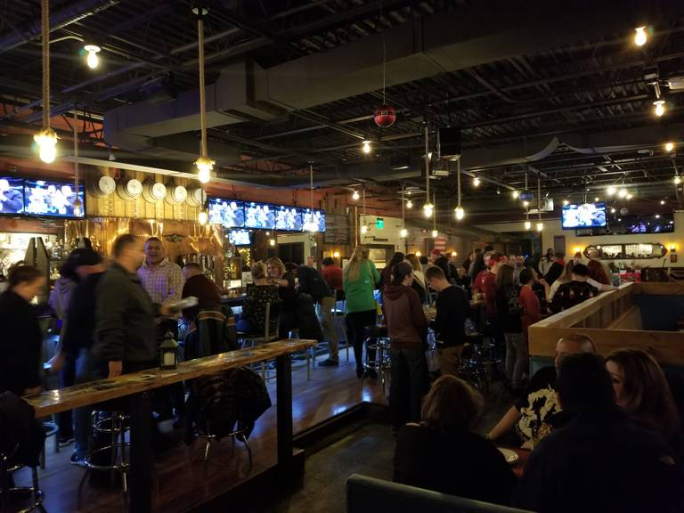 A photo of a Yaymaker Venue called Liberty Publick House located in Holbrook, MA