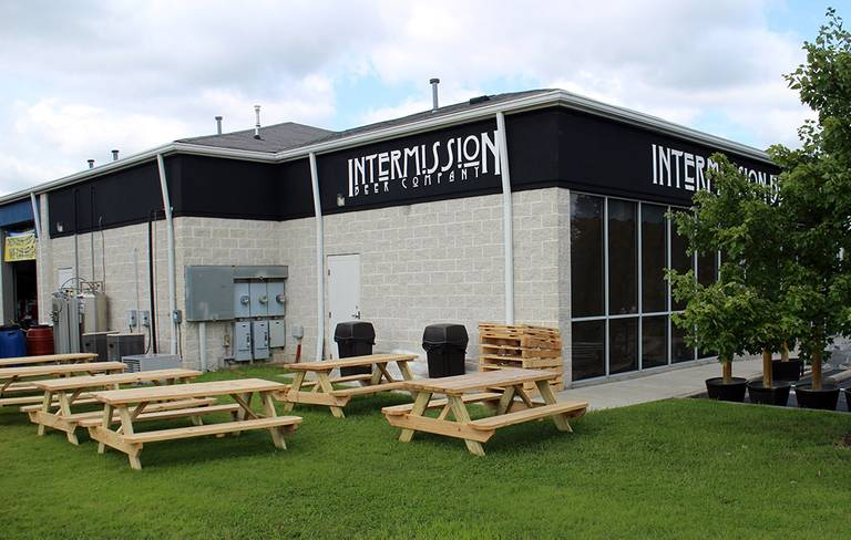 A photo of a Yaymaker Venue called Intermission Beer Company located in Glen Allen, VA