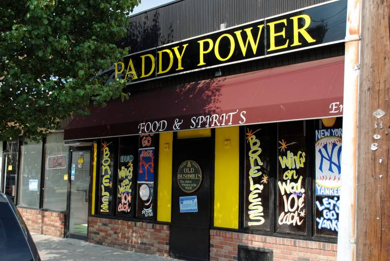 A photo of a Yaymaker Venue called Paddy Power Pub located in Merrick, NY