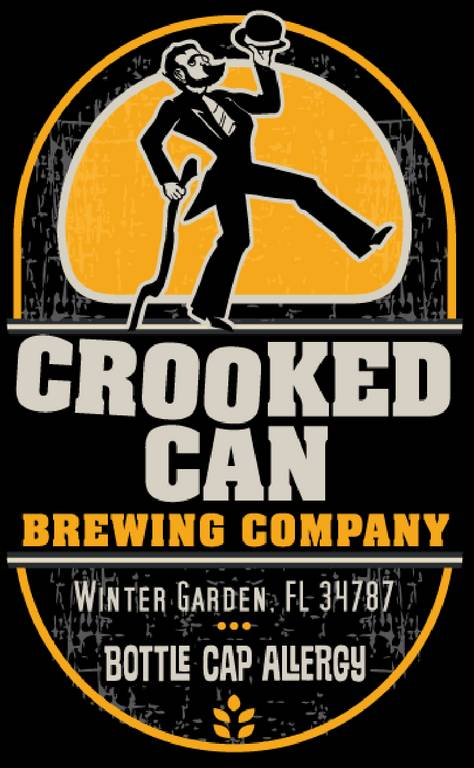 A photo of a Yaymaker Venue called Crooked Can Brewing Company located in Winter Garden, FL