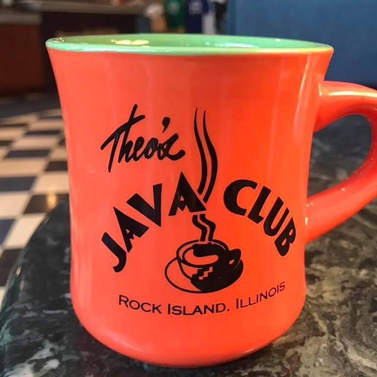 A photo of a Yaymaker Venue called Theo's Java Club (Rock Island) located in Rock Island, IL