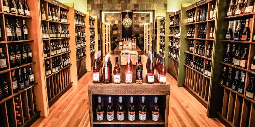 A photo of a Yaymaker Venue called Cuvee Fine Wines located in Belmont, MA
