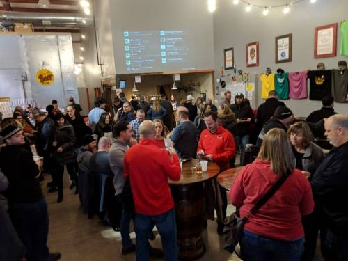 A photo of a Yaymaker Venue called Lil Beaver Brewery located in Bloomington, IL