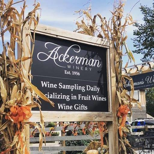 A photo of a Yaymaker Venue called Ackerman Winery located in Amana, IA