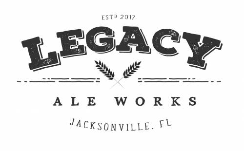 A photo of a Yaymaker Venue called Legacy Ale Works located in Jacksonville, FL