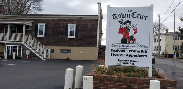 A photo of a Yaymaker Venue called Town Crier located in Fairhaven , MA