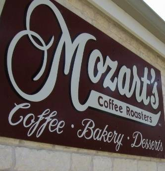 A photo of a Yaymaker Venue called Mozart's Coffee Roasters located in Austin, TX