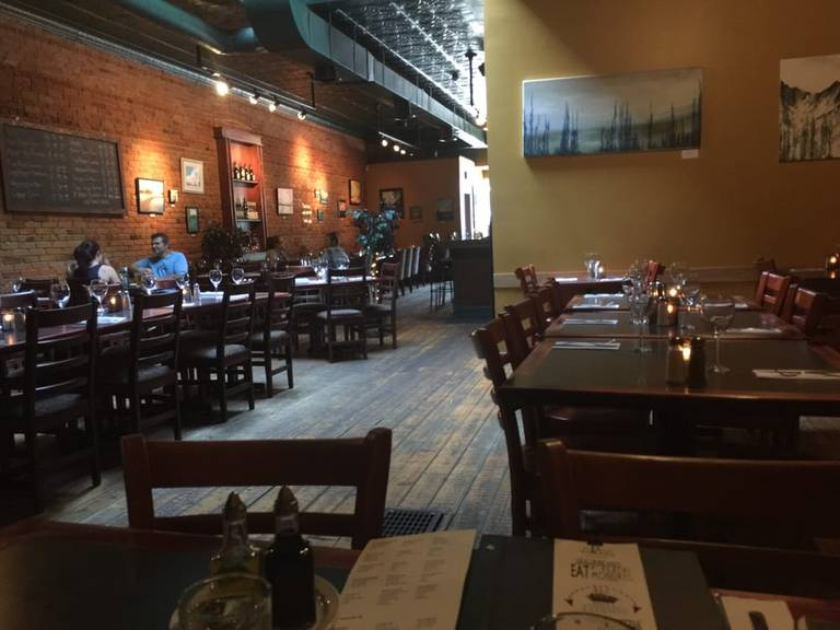 A photo of a Yaymaker Venue called Italian Kitchen Vernon located in Vernon, BC