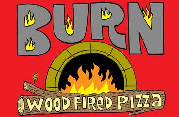 A photo of a Yaymaker Venue called Burn Wood Fired Pizza located in Berlin, MD
