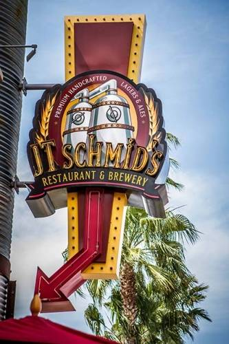 A photo of a Yaymaker Venue called JT Schmid's Restaurant & Brewery (Anaheim) located in Anaheim, CA