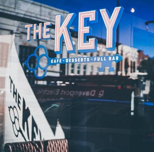 A photo of a Yaymaker Venue called The Key at Union Arcade located in Davenport, IA