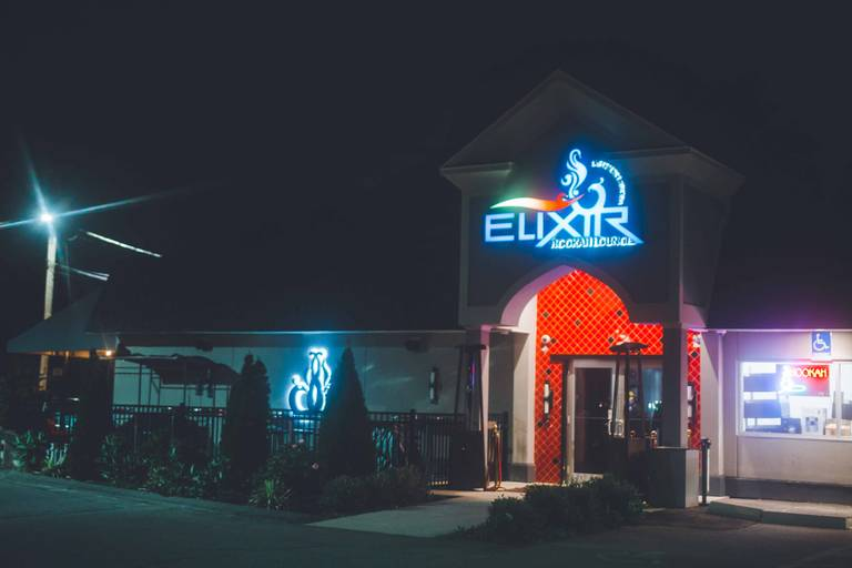 A photo of a Yaymaker Venue called Elixir Lounge located in Methuen, MA