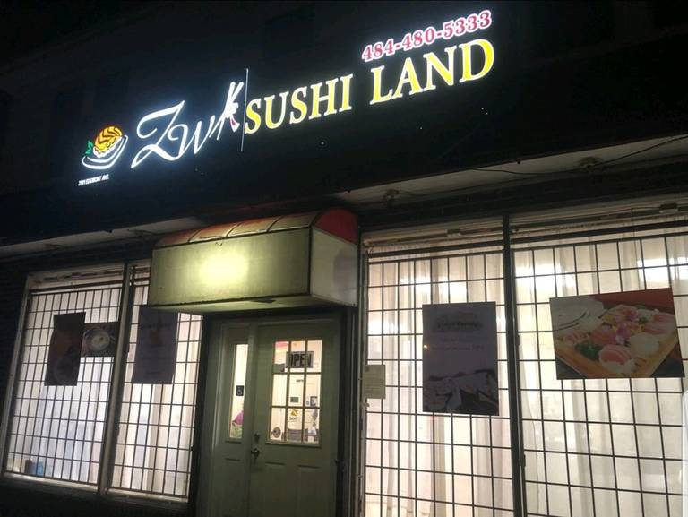 A photo of a Yaymaker Venue called Z&W Sushiland located in Brookhaven , PA
