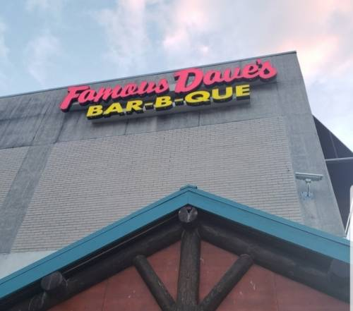 A photo of a Yaymaker Venue called Famous Dave's Springfield located in Springfield , PA