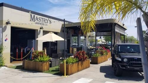 A photo of a Yaymaker Venue called Mastry's Brewing Co. located in St. Pete Beach, FL