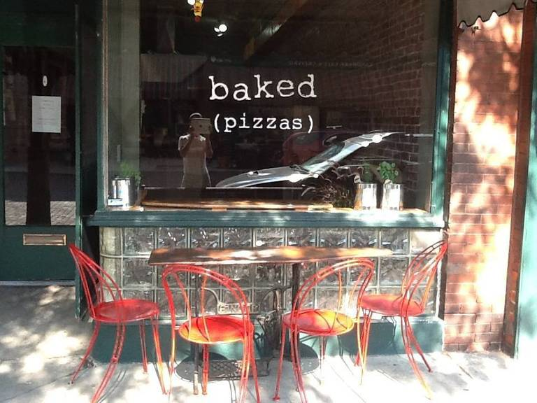 A photo of a Yaymaker Venue called Baked located in Galesburg, IL