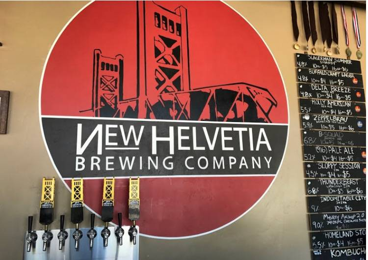 A photo of a Yaymaker Venue called New Helvetia Brewing Co. located in Sacramento , CA