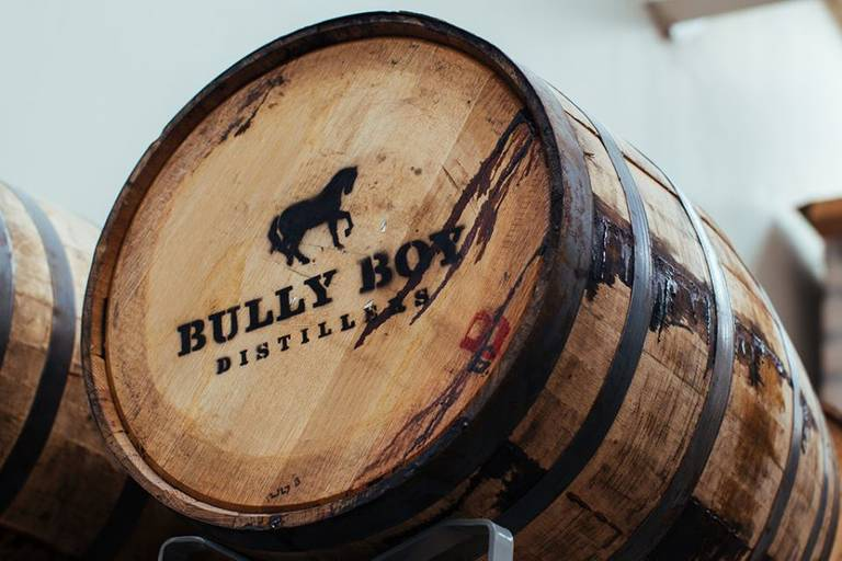 A photo of a Yaymaker Venue called Bully Boy Distillers located in Boston, MA