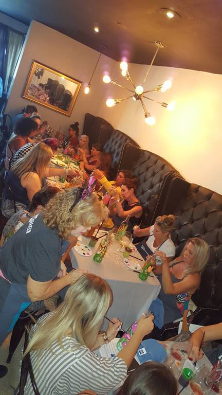 A photo of a Yaymaker Venue called La Fe Wine Bar located in Palm Desert, CA