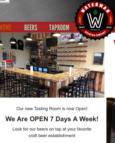 A photo of a Yaymaker Venue called Waterman Brewing Company located in Elk Grove , CA