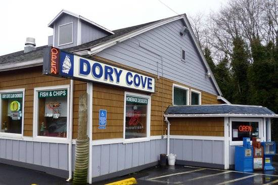 A photo of a Yaymaker Venue called Dory Cove Restaurant located in Lincoln City, OR