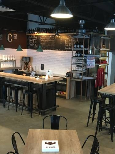 A photo of a Yaymaker Venue called Common Crown Taproom located in Calgary, AB