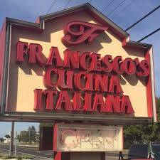 A photo of a Yaymaker Venue called Francesco's Cucina Italiana located in Berlin, NJ