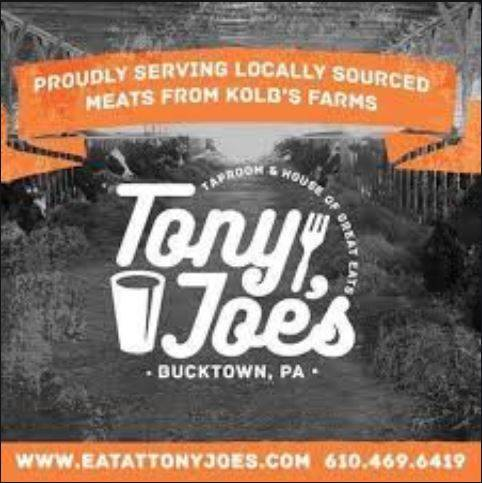 A photo of a Yaymaker Venue called Tony Joe's House of Great Eat's located in Pottstown, PA