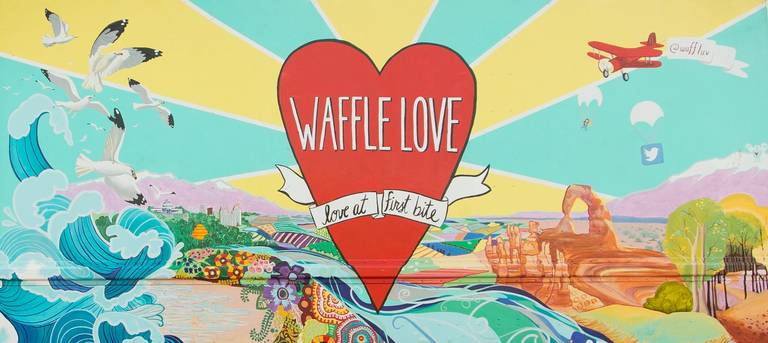 A photo of a Yaymaker Venue called Waffle Love - Ogden located in Ogden, UT