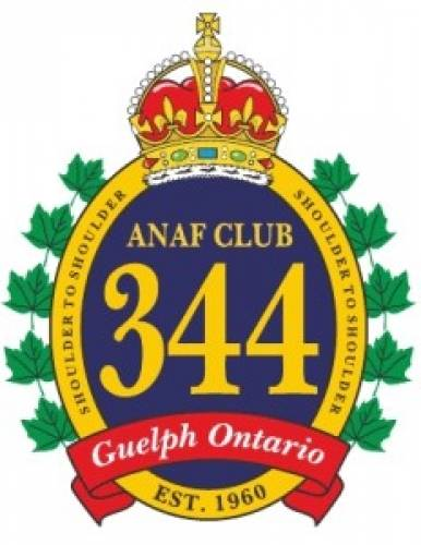 A photo of a Yaymaker Venue called ANAF Club 344 located in Guelph, ON