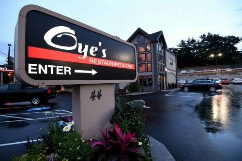 A photo of a Yaymaker Venue called Oye's Restaurant & Bar (Saugus) located in Saugus, MA