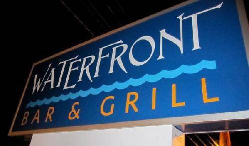 A photo of a Yaymaker Venue called Waterfront Bar and Grill located in Plymouth, MA