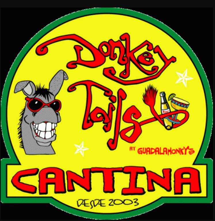 A photo of a Yaymaker Venue called Donkey Tails Cantina located in Draper, UT