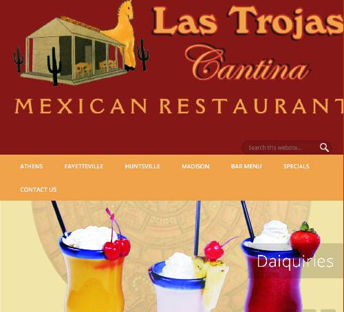 A photo of a Yaymaker Venue called Las Trojas Cantina (Hwy 72) located in Madison, AL