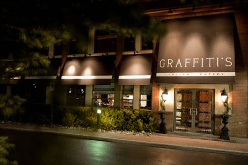 A photo of a Yaymaker Venue called Graffiti's Italian Eatery located in Kanata, ON