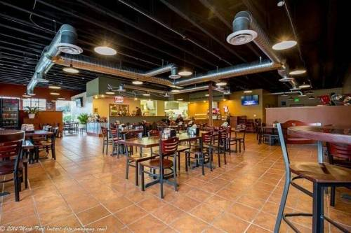 A photo of a Yaymaker Venue called Pizza Factory (Placerville) located in Placerville, CA