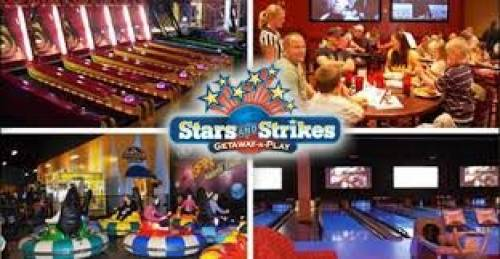 A photo of a Yaymaker Venue called Stars and Strikes - Cumming located in Cumming, GA