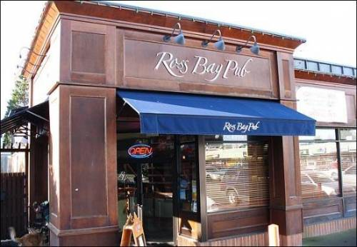 A photo of a Yaymaker Venue called Ross Bay Pub located in Victoria, BC