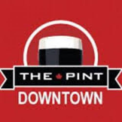 A photo of a Yaymaker Venue called The Pint Downtown located in Edmonton, AB