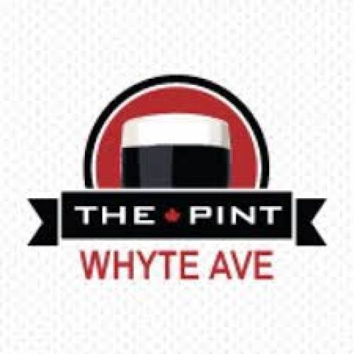 A photo of a Yaymaker Venue called The Pint - Whyte Avenue located in Edmonton, AB