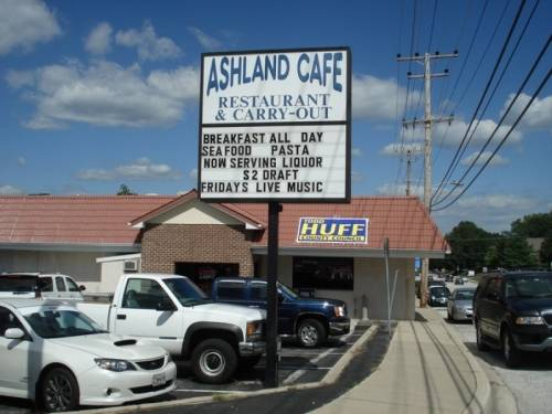 A photo of a Yaymaker Venue called Ashland Cafe Bar and Grill located in Cockeysville, MD