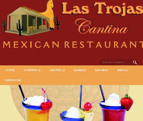 A photo of a Yaymaker Venue called Las Trojas Cantina (Hwy 53) located in Huntsville, AL
