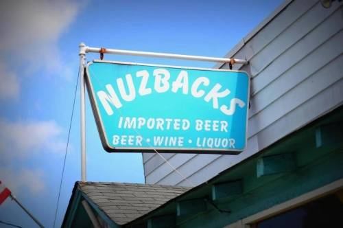 A photo of a Yaymaker Venue called Nuzback's Bar located in Laurel, MD